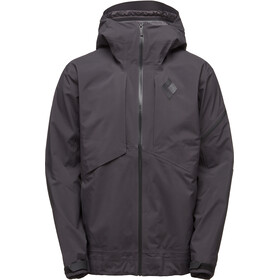 Black Diamond Mission Shell Jacket Men smoke